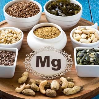 اغذية تحتوي على مغنيسيوم