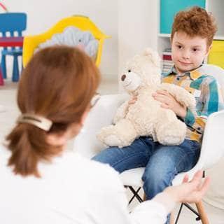 الأطفال والمراهقين والاضطرابات النفسية