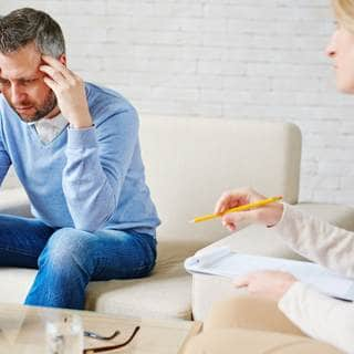 تعزيز خدمات الصحة النفسية