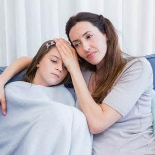 حماية الاطفال من الانفلونزا