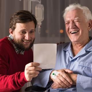 اذا اصيب الاب بسرطان البروستاتا فهل هناك خطر على الابن أن يصاب بالمرض؟