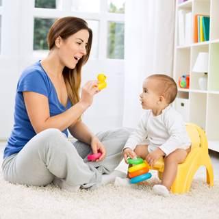 هل طفلك مستعد للتخلص من الحفاض؟