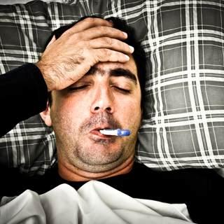 أعراض الفيروس تظهر دائما قبل الإصابة به