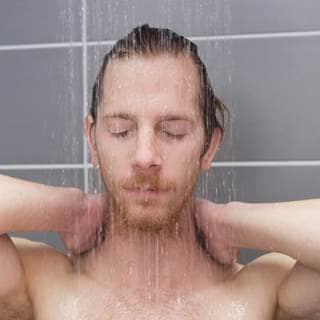 حمام دافئ