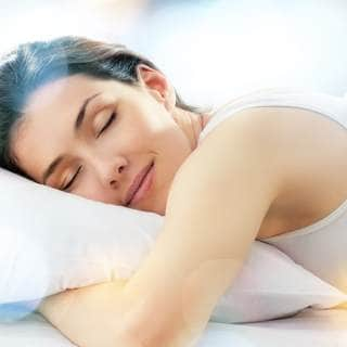 النوم على وسادة ملائمة