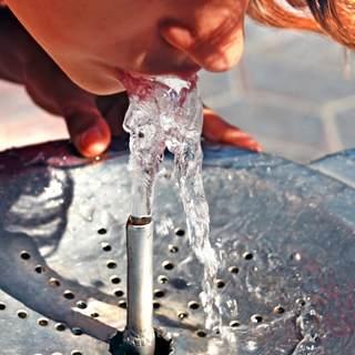 نافورة المياه