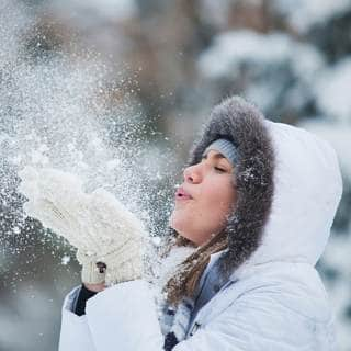 الثلج وصحتك