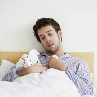 يعالج أعراض نزلات البرد
