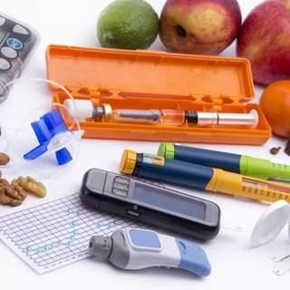 السيطرة على السكر في الدم