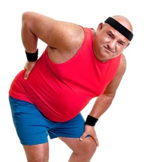 حقيقة: وزن اكثر، مزيد من الألم