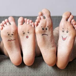 ماذا تخبرك قدماك عن صحتك؟