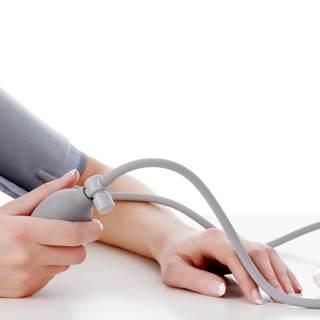 الكشف عن إرتفاع ضغط الدم