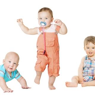 نمو الطفل في عامه الاول