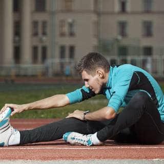 لا تقم بالتمدد قبل التمرين