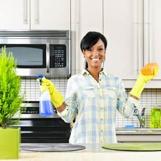 الأعمال المنزلية