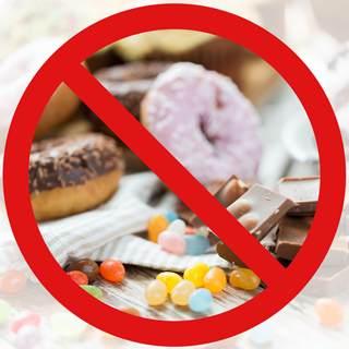 الأطعمة السكرية تزيد الاسهال سوءا