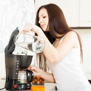 ماكنة القهوة