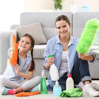 نصائح لتنظيف وتنظيم المنزل