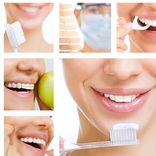 الخطوات الصحيحة لتنظيف الأسنان