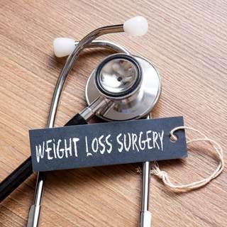 جراحة تخفيف الوزن