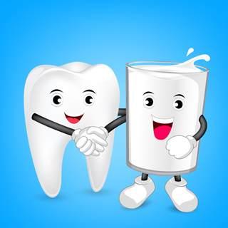 جيد لصحة الاسنان والفم