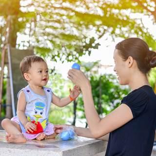 كيف تساعد طفلك على التعلم والنمو