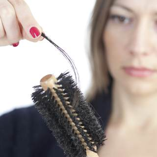 الدليل المصور لتساقط الشعر