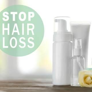 منتجات فقدان الشعر