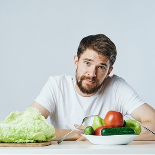 ماذا آكل؟ اذا اصبحت نباتي