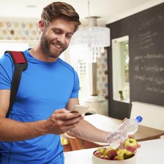 النظام الغذائي وممارسة الرياضة