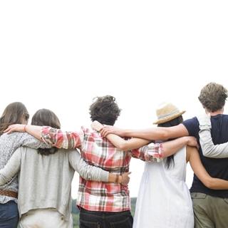 حب الاصدقاء