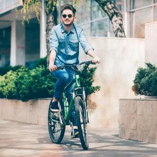فوائد صحية لركوب الدراجة