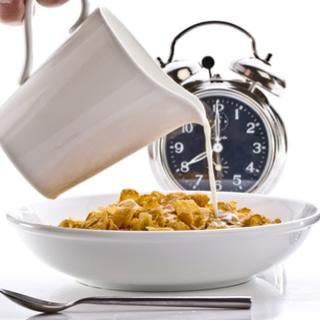 حدد جدول لتناول الطعام