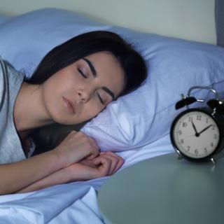 حافظ على روتين للنوم