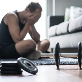 ممارسة الكثير من التمارين الرياضية