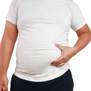 الكثير من الدهون في الجسم