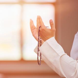 الطمانينة والتقرب من الله