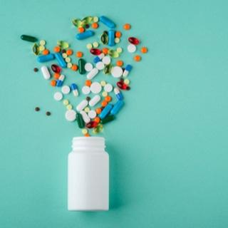 بعض الأدوية