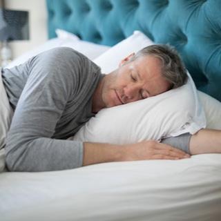 النوم بشكل جيد