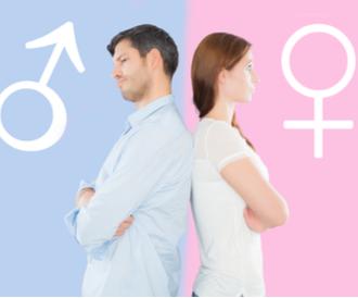 الفرق بين الرجل والمرأة في الجنس
