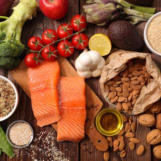 الحفاظ على نظام غذائي صحي