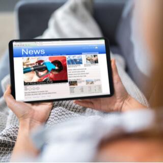 تقليل مدة الاستماع للأخبار
