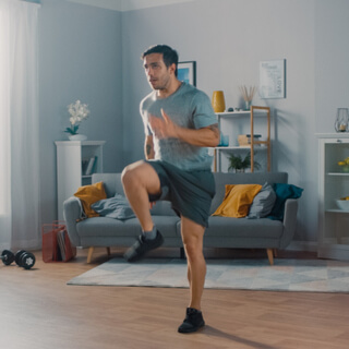 ممارسة التمارين الرياضية بانتظام