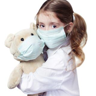 حماية الأطفال من فيروس كورونا المستجد