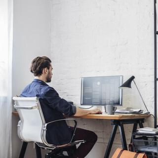تعيين مساحة عمل أو مكتب منزلي