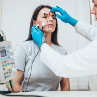 تشخيص اضطرابات عصب الوجه