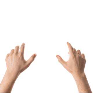 تمرين هز اليد