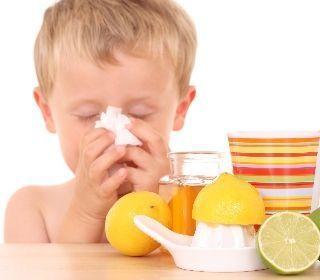 يخفف من الحمى ويعالج الانفلونزا