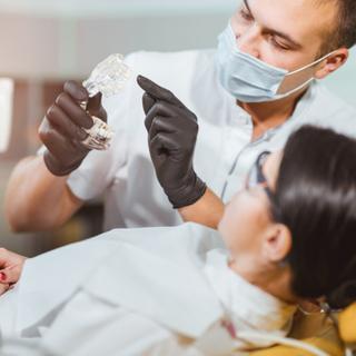 علاج أمراض اللثة