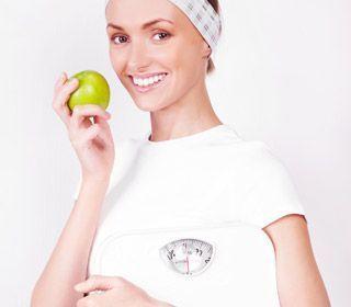 تناول الغذاء الصحي والمحافظة على وزن سليم